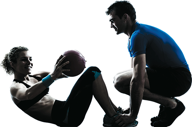 Our Personal Trainers: Find a personal trainer